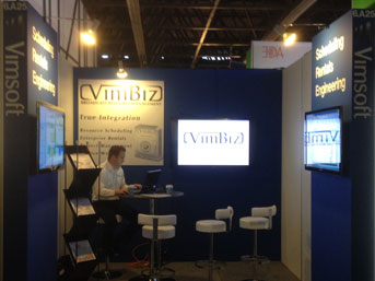 Vimsoft at IBC 2012