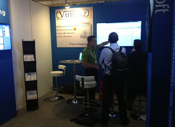Vimsoft at IBC 2013