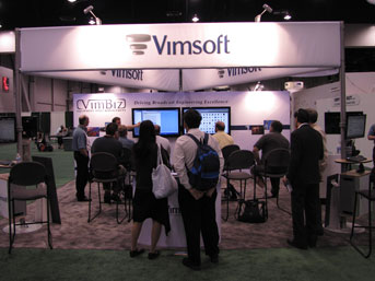 Vimsoft at NAB 2010