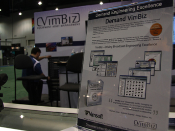 Vimsoft at NAB 2011