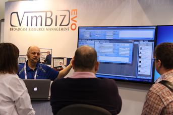 Vimsoft at NAB 2013