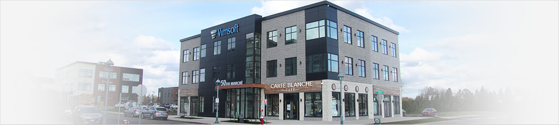 Image of the Vimsoft building