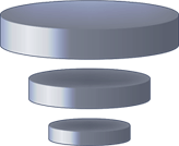 Vimsoft Logo - Server Discs (smaller)