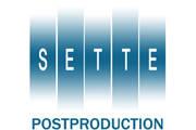 Sette PostProduction Logo
